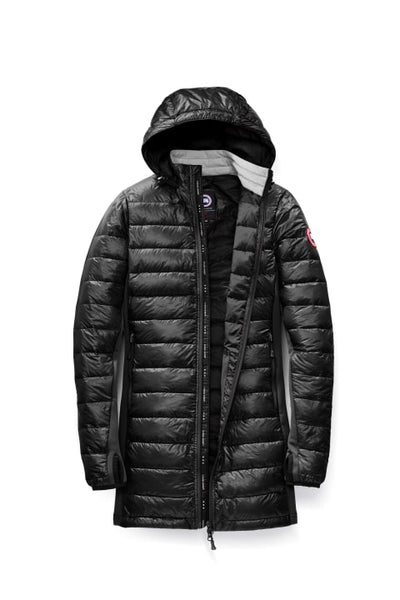 Canada Goose Women's Hybridge Lite Coat - Black or Graphite
