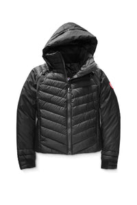 Canada Goose Women's Hybridge Base Jacket - Black