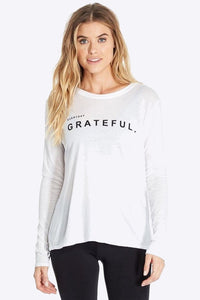 goodhYouman Suzanne Grateful - Optic White