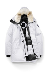 Canada Goose Men's CHATEAU BLACK LABEL Parka - Black, Northstar White, Titanium