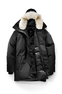 Canada Goose Men's CHATEAU BLACK LABEL Parka - Black, Northstar White & Titanium