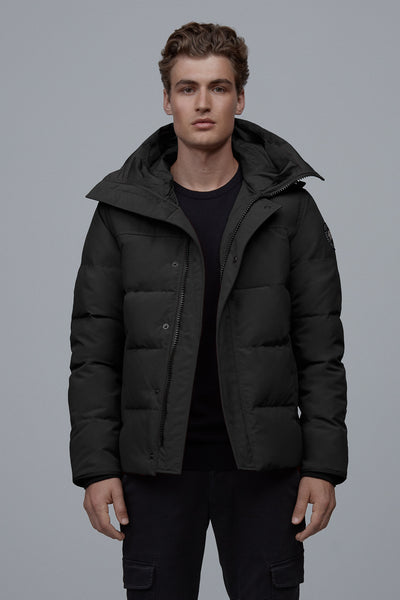 Canada Goose Men's MacMillan Parka Black Label