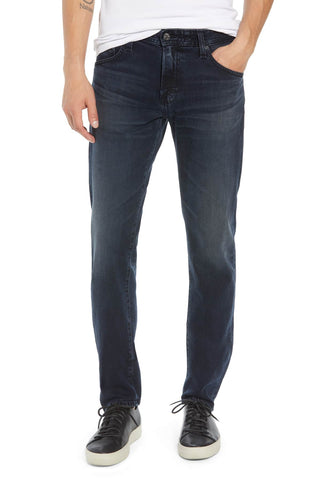 AG Men's Tellis Slim Fit Jeans in 2YR Rumble
