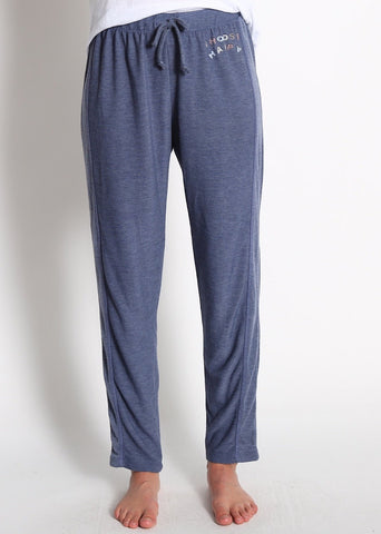 goodhYouman Delta Choose Happy drawstring pant