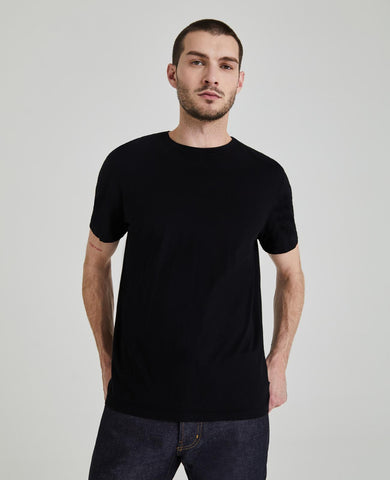 AG Men's Bryce Crew - Black