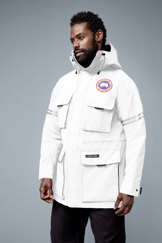 Canada Goose Men's Science Research Jacket - North Star White