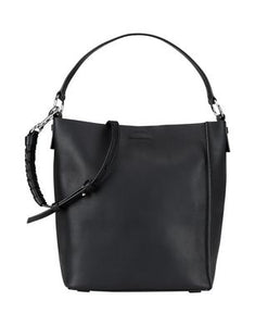 All Saints Voltaire Sm NS Tote Black8F