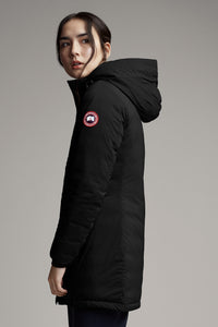 Canada Goose Women's Camp Hooded Jacket - R - Black