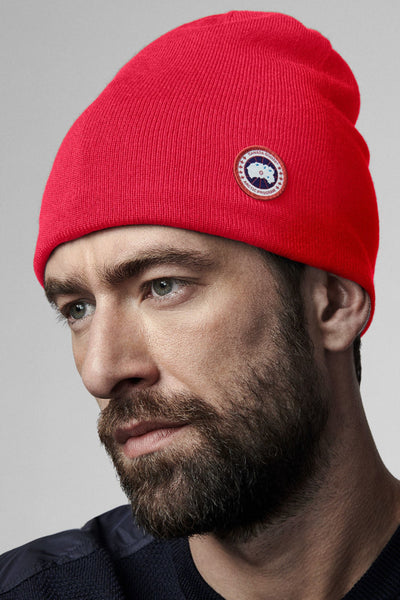 Canada Goose Men's Standard Toque - Red