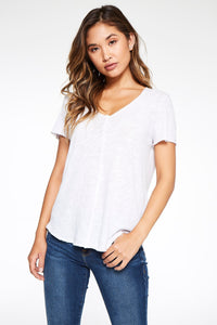 Project Social T 1674-3E Wearever V-Neck Tee