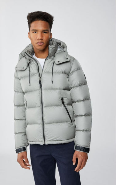 Mackage Men's Jonas Down Jacket - Grey