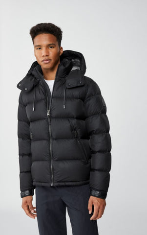 Mackage Men's Jonas Down Jacket - Black