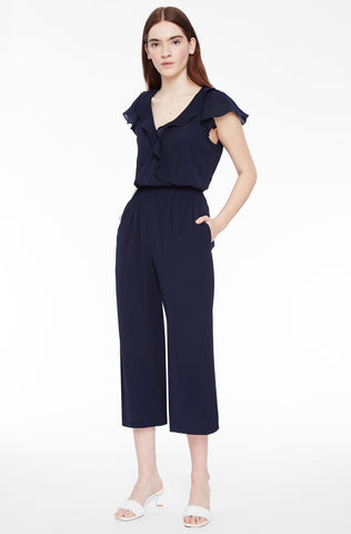 Parker Billie Jumpsuit in Aquarius