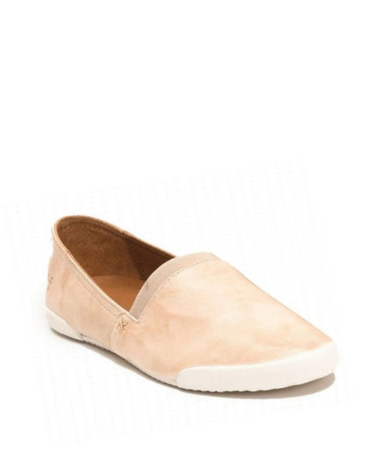 Frye Melanie Slip On - Cream