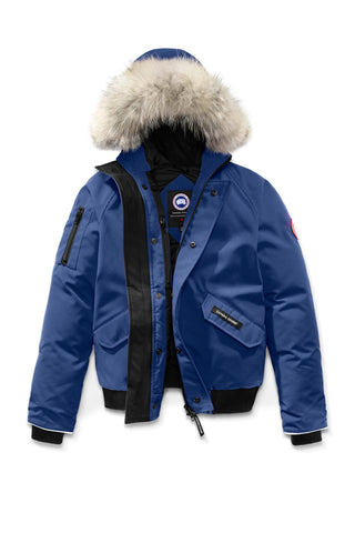 Canada Goose Youth Rundle Bomber - Pacific Blue