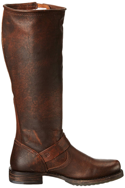 Frye Veronica Slouch - Dark Brown