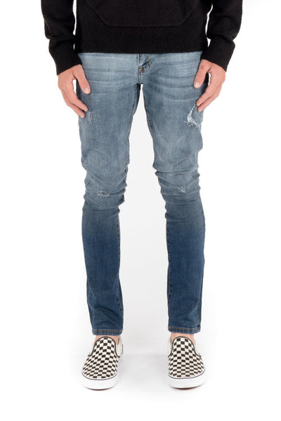 KUWALLA Distressed Denim KUL-K1 - Ombré