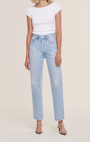 AGOLDE 90's Pinch Waist Jean in Flashback