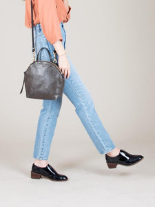 eleven thirty Anni Mini Shoulder Bag in steel