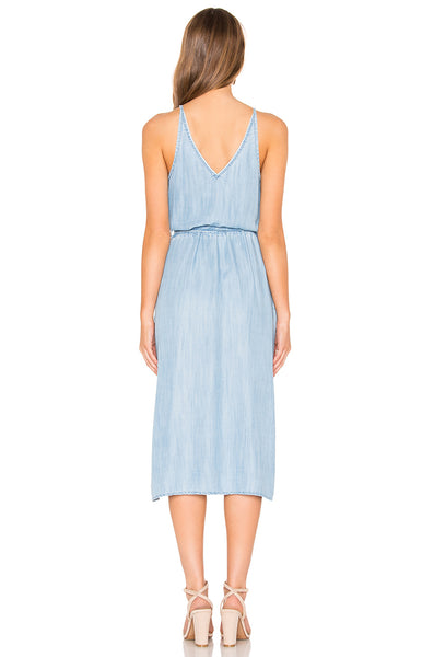 bella dahl B6234-549-810 Del Sol Cross Front dress