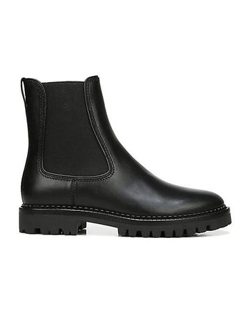 Vince Carmine Chelsea Lug Boot in Black