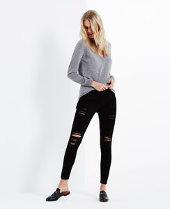 AG Legging Ankle DkNite