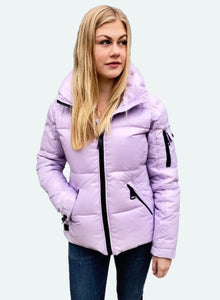 SAM Freestyle Down Jacket Lilac