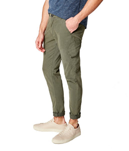 GoodMan Brand Pro Stretch Chino Cargo - Military Green