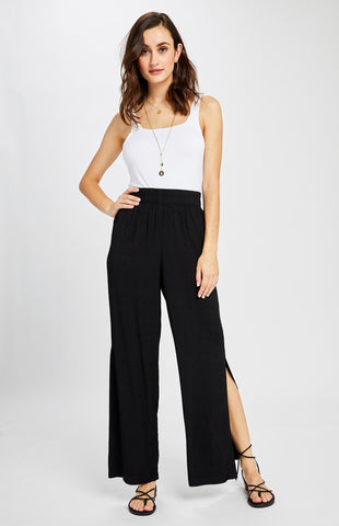 Gentle Fawn Casablanca Pant With Slit