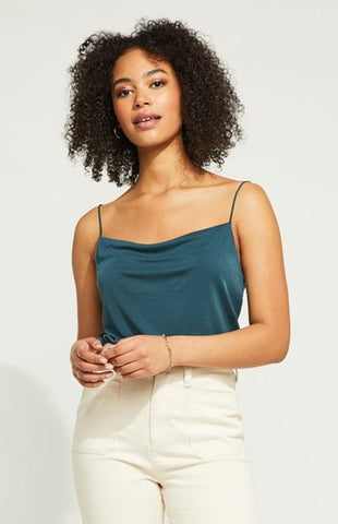 Gentle Fawn Nadine tank top  - Deep Teal