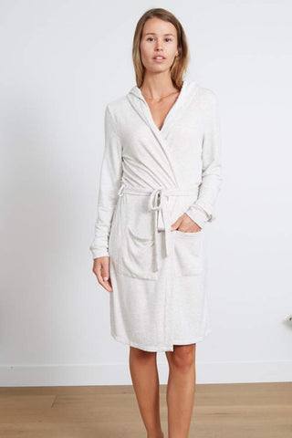 goodhYouman Jenny Robe W Love in Natural