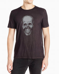John Varvatos GHOST SKULL GRAPHIC TEE