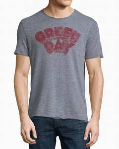 John Varvatos GREEN DAY LOGO GRAPHIC TEE