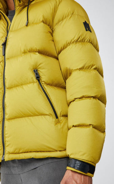 Mackage Men's Jonas Down Jacket - Yellow