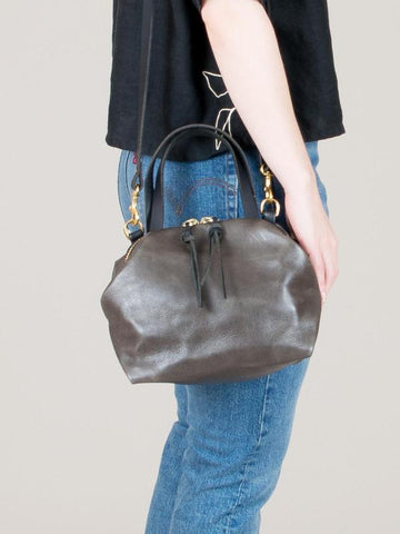 eleven thirty Katie large shoulder bag in steel