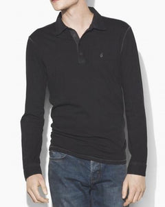 John Varvatos L/S Peace Polo