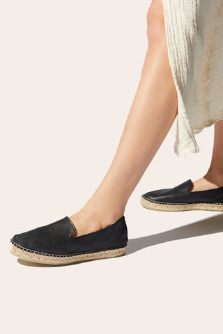 Free People  Laurel Canyon Espadrille - Black or Beige