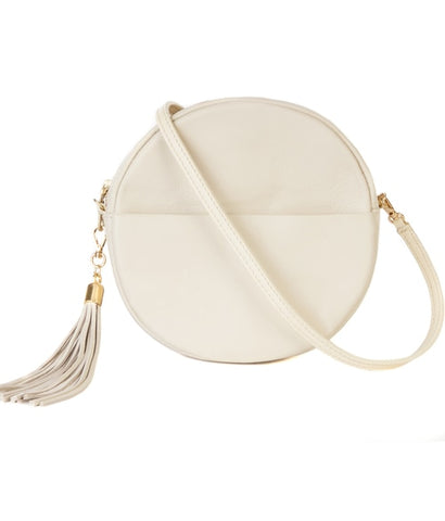 Brave Fausset Circle Bag with Side Pouch in Courser
