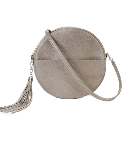 Brave Fausset Circle Bag with Side Pouch in Koala