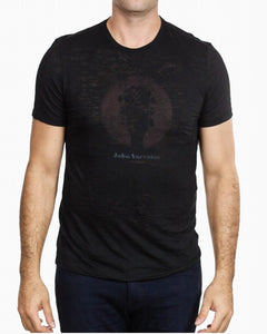 John Varvatos JOHN VARVATOS RECORD SHOP GRAPHIC TEE