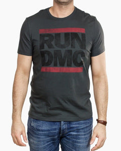John Varvatos RUN DMC LOGO GRAPHIC TEE