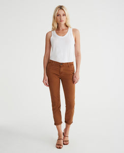 AG Caden Trouser Sulfur Walnut Brown