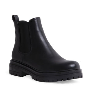 Steve Madden Billiee Chelsea style boot in PU upper
