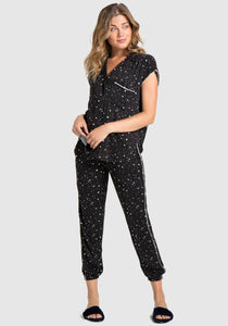 bella dahl B5019-219-304 Sleep Tee & Jogger