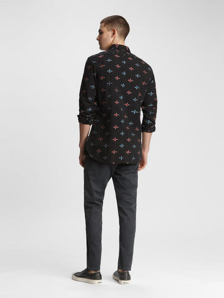 John Varvatos CLAYTON STAR SPORT SHIRT