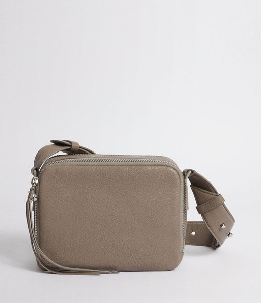 All Saints Vincent Crossbody Natural Grey8F