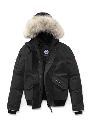 Canada Goose Youth Rundle Bomber - Black