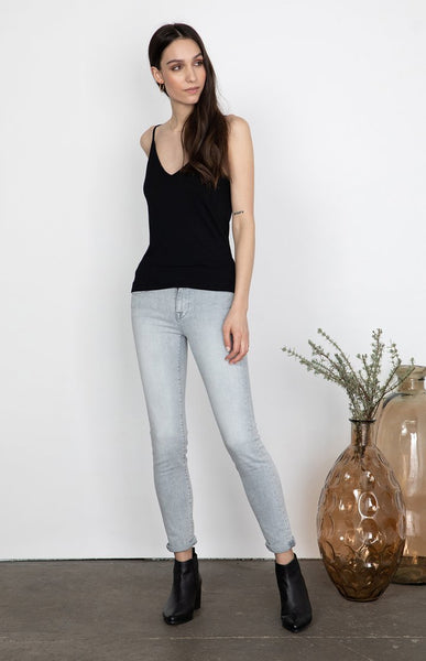 Gentle Fawn Carr basic v-neck tank top