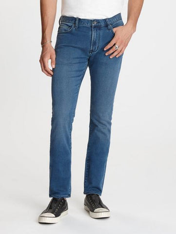John Varvatos WIGHT SKINNY FIT JEAN - NILE WASH Ocean Blue