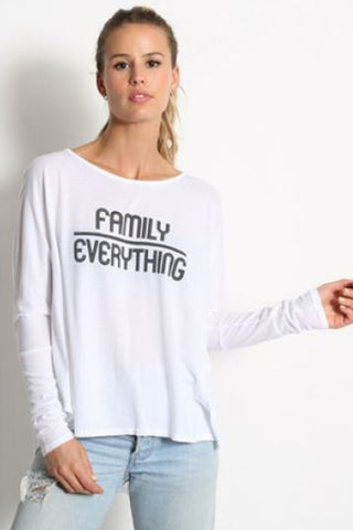 goodhYouman Stacey Family Everything Optic White